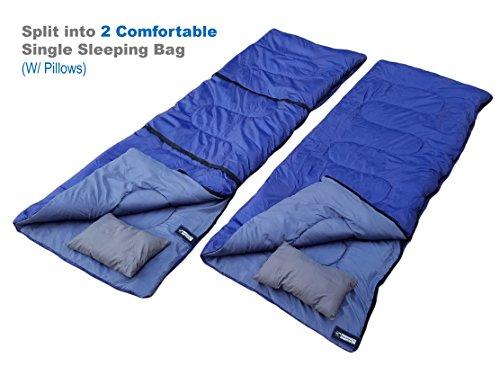 Outdoorsmanlab Double Sleeping Bag