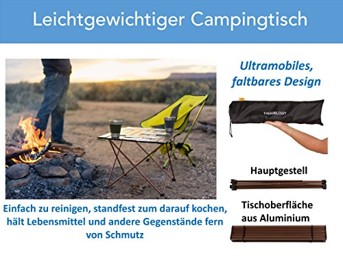 Trekology Portable Camping Tables ...