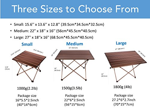 Beautiful Trekology Portable Camping Tables ...