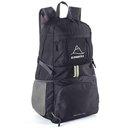ELEMENTEX Foldable Hiking Backpack – Choose Your Color ...