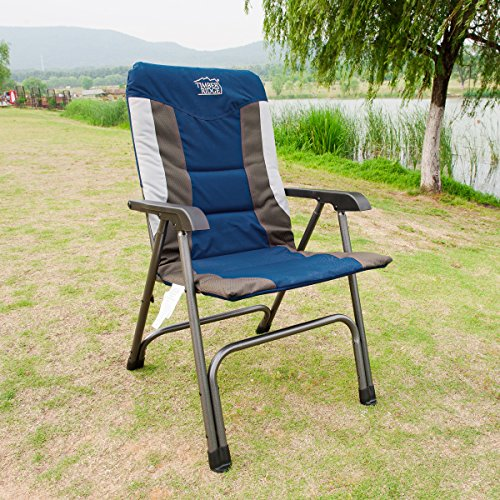 Lovely Timber Ridge Folding Camping Chair Portable with Carry Bag Luxury - Luxury folding camping chairs in a bag New