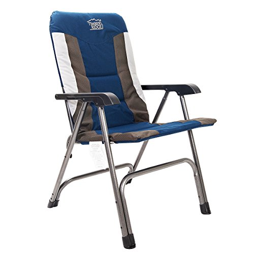 Timber Ridge Folding Camping Chair Portable With Carry Bag