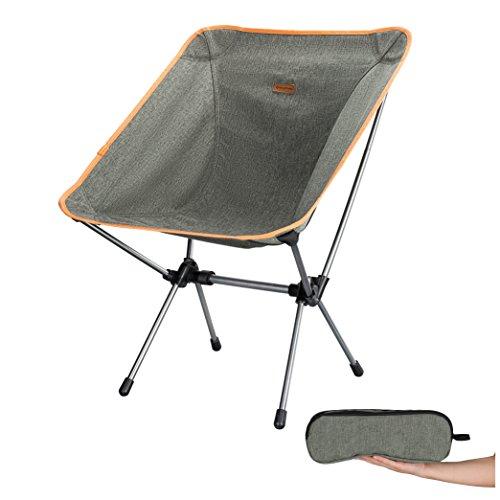 KingCamp Portable Camping Beach Folding Chair Compact ...