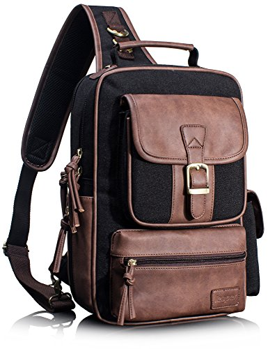 Leaper Messenger Bag Crossbody Bags Shoulder Outdoor Sling For Men