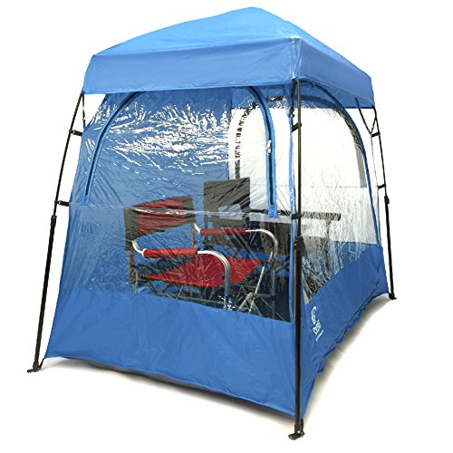 Personal Portable Shelter : Coveru sports shelter person weather tent and