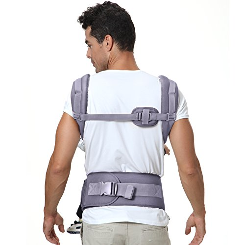 Bable Baby Carrier Baby Sling With Hip Seat 360 Ergonomic Baby