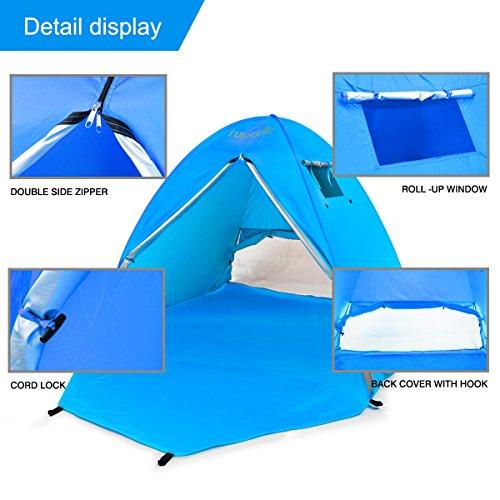 ROPODA Beach Tent, Portable ...