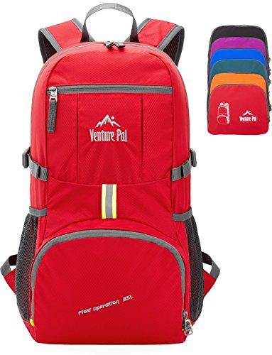d889db39b800 Venture Pal 35L Travel Backpack – Packable Durable Lightweight Hiking  Backpack Daypack