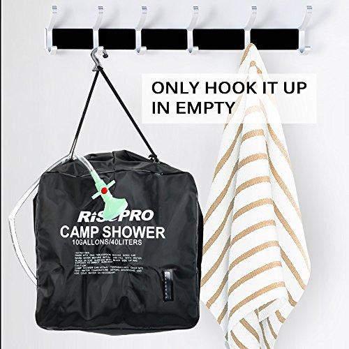 Risepro Solar Shower Bag