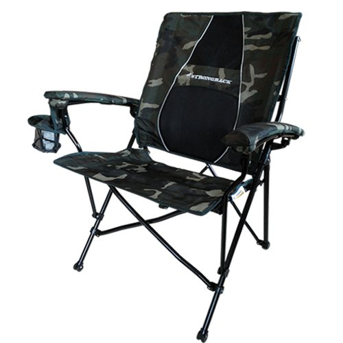 Folding Chair With Lumbar Support Mesh One Folding Chair