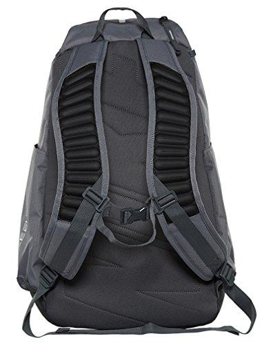 8c1c6881b97829 NIKE Hoops Elite Max Air Team 2.0 Basketball Backpack Charcoal Dark ...