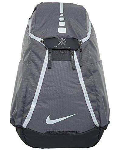 86c49ee56a9171 NIKE Hoops Elite Max Air Team 2.0 Basketball Backpack Charcoal Dark ...