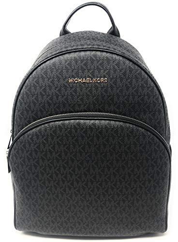 33dbd5d4b55d MICHAEL Michael Kors Abbey Jet Set Large Leather Backpack – Best ...