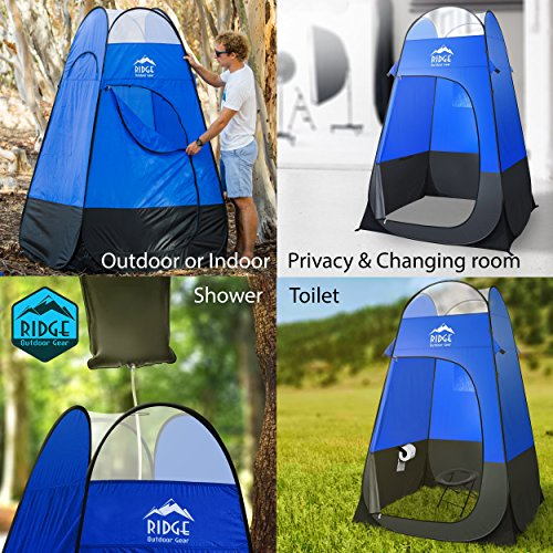 Ridge Outdoor Gear 6.5ft Pop Up Changing Shower Privacy Tent ... on frame tents, car tents, luxury tents, farmers market tents, lightweight tents, hiking tents, outdoor tents, indoor play tents, ice fishing tents, garden tents, backpacking tents, camping tents, family tents, military tents, cabin tents, promotional tents, dome tents, coleman tents, event tents, self erecting tents,