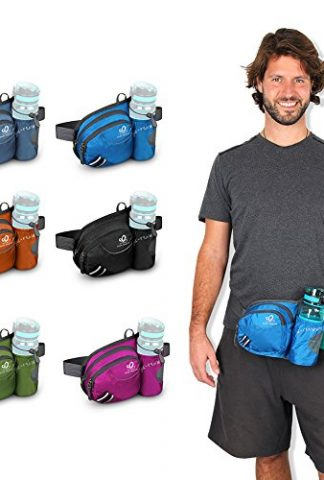 You re viewing  WATERFLY Hiking Waist Bag Fanny Pack with Water Bottle  Holder for Men Women Running   Dog Walking Can Hold iPhone8 Plus Screen  Size 6.5inch ... db25b008f