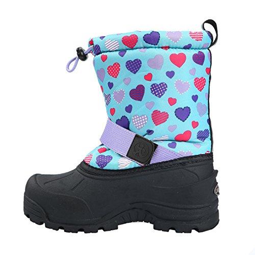 74c774d89f38 Northside Boys Girls Toddler Little Kids Big Kids Frosty Winter Snow Boot