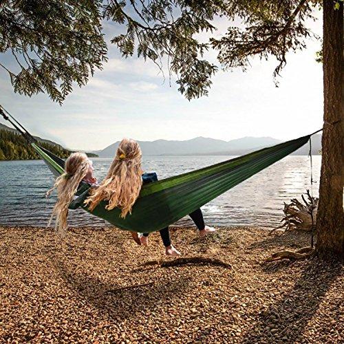 Double Camping Hammock ...