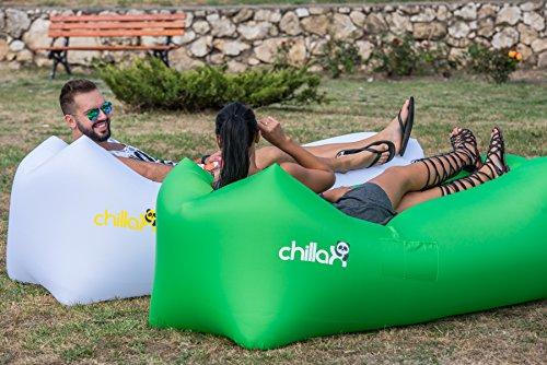 ChillaX Inflatable Lounger Hammock U2013 Best Air ...