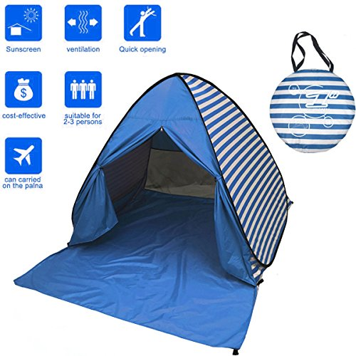 Flyton Pop Up Beach Tent