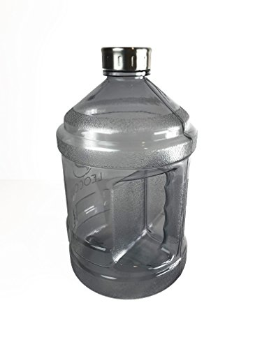 fca60748f8 Leocoh One Gallon Sports Water Bottle BPA Free and Phthalate free ...