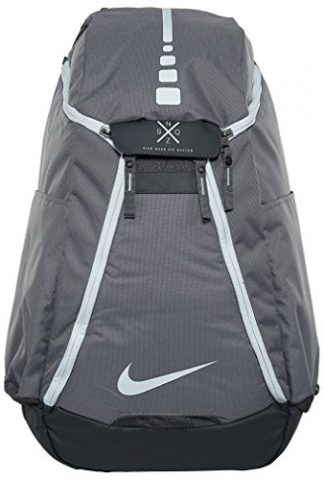 d6e90d6edb You re viewing  NIKE Hoops Elite Max Air Team 2.0 Basketball Backpack  Charcoal Dark Grey White  69.98 (as of April 13