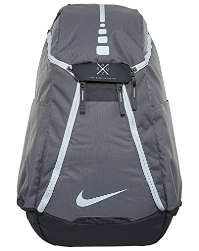 334607831c2 NIKE Hoops Elite Max Air Team 2.0 Basketball Backpack Charcoal Dark ...