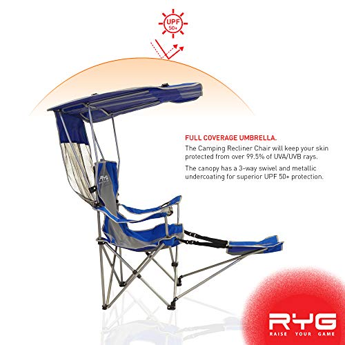 Raise Your Ryg Folding Camping Chair