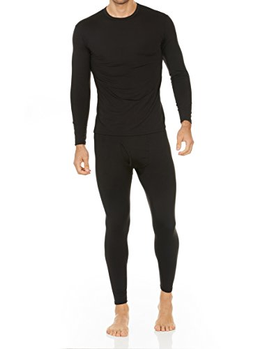 40b52d027ae8 Thermajohn Men's Ultra Soft Thermal Underwear Long Johns Set with Fleece  Lined