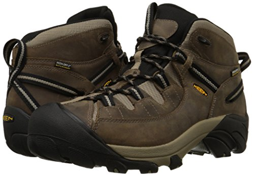 2cb31535230 KEEN Men's Targhee II Mid Waterproof Hiking Boot