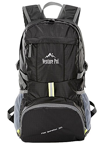 b1b50a9f554 ZOMAKE Ultra Lightweight Hiking Backpack, 35L Foldable Water Resistant ...