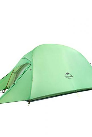 Youu0027re viewing Naturehike Cloud-Up 1 2 and 3 Person Lightweight Backpacking Tent with Footprint u2013 4 Season Free Standing Dome C&ing Hiking Waterproof ...  sc 1 st  Best C& Kitchen & Naturehike Cloud-Up 1 2 and 3 Person Lightweight Backpacking Tent ...