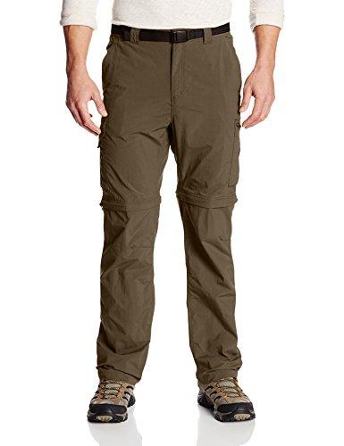 b1fd81f1a Columbia Men's Big-Tall Silver Ridge Convertible Pants, 44″ x 32″, Major